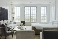 Windsor Smith Redefines Luxury Living for the Modern Family Artistic Tile, Windsor Smith, Indoor Outdoor Living, Master Bedroom Design, Big Houses, Lounge Areas, Maine House, Modern Family, Architectural Digest
