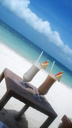 How about a piña colada for this hot aftenoon?!!! Yum yum! #TheBelovedHotel #Cancun #Mexico