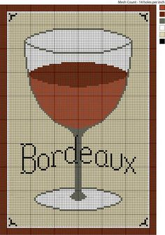 81 Best Xs Drink Images Cross Stitch Kitchen Cross Stitch