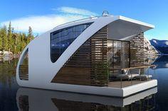 Hotel or a Floatel? | Yanko Design