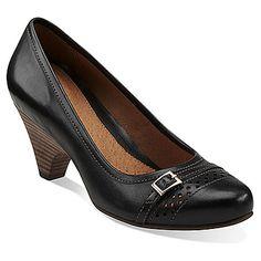 c3e26e692b64 Clarks Zaya Road Black Leather Women s Mules   Clogs, Clog Sandals, New  Shoes,