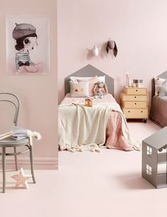 How to Decorate a Kids Room with Pink: Ideas to Try