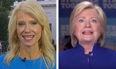 Kellyanne Conway mocks Hillary and her new book of excuses, taunts her over one year anniversary