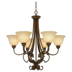 Found it at Wayfair - Chester 6 Light Chandelier in Bronzehttp://www.wayfair.com/daily-sales/p/Favorite-Lighting-Fixtures-Chester-6-Light-Chandelier-in-Bronze~JIY4383~E13269.html?refid=SBP.rBAZEVM3LUd1syfe1ANYAtibPfRFlEmpkVjzLu5Jiq0