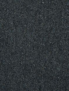 Denim Blue Tweedy Twill – Wool And Polyester Fabric – Fabworks Online