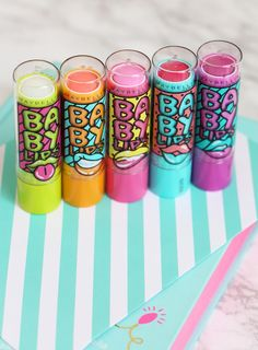babylips pop art collection blog beauté