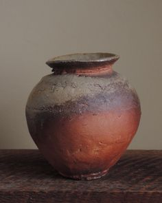 Mitch Iburg, Natural Ash Glazed, Vessel, Native Virginia Clay, Anagama Fired for 4 Days, www.mitchiburg.com