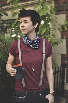 accesories Lesbian fashion