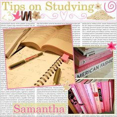 studying tips!