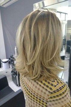 50 Best Medium Length Hairstyles for Thin Extremely Fine Hair hairstyles hair shorthair summerhair springhair