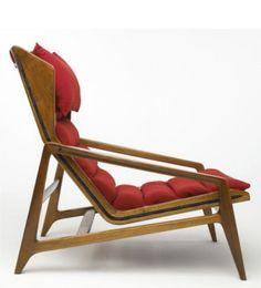 armchair mod.811 by Gio Ponti. Italy, 1957