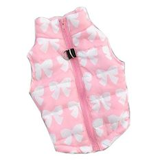 Urparcel Puppy Pet Dogs Padded Vest Harness Warm Coats Jackets Costumes Pink Small - http://www.thepuppy.org/urparcel-puppy-pet-dogs-padded-vest-harness-warm-coats-jackets-costumes-pink-small/