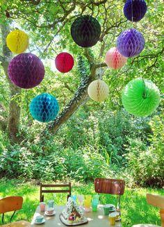 Honeycombs voor een gezellig tuinfeest!