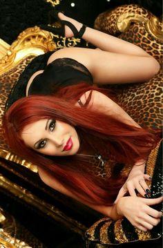 Ravishing redheads