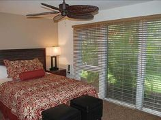Aina Nalu Resort #H1404108 Beautiful Lahaina Condo | Maui Hawaii Vacations Master Bedroom with A/C and Queen Bed