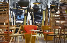 100% Design will showcase some of the best designers in the business and takes place at Olympia Grand event and exhibition venue in central London.