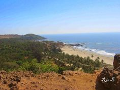 Rhapsody in Blue: Goa Travelogue Day 2