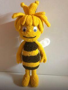 Maya a méhecske.  (mbrigitta87) - Meska.hu