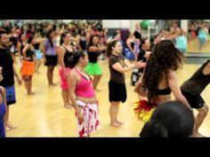 HOT HULA, I did a class once, and it was the MOST fun class I have ever taken! I prefer it over Zumba!