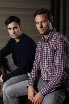 Lazaro Hernandez et Jack McCollough http://www.vogue.fr/thevoguelist/lazaro-hernandez-et-jack-mccollough/154