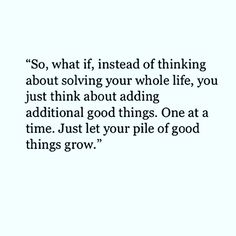 Good idea to try. Increase the positive. Quotable Quotes, Me Quotes, Motivational Quotes, Inspirational Quotes, Positive Vibes, Positive Quotes, Words Of Hope, Real Talk, Encouragement
