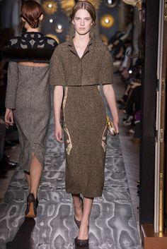 Valentino Fall 2013 Couture Fashion Show - Ashleigh Good.