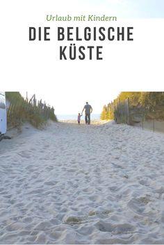 Urlaub mit Kindern Belgien Küste Strand