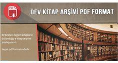 Dev E-Kitap Arşivi PDF Format