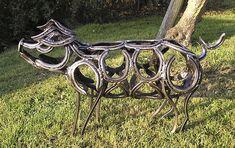 Horseshoe Pig - I love it.