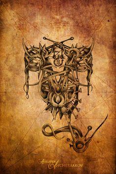 Chinese Zodiac - Rat by chib.deviantart.com on @DeviantArt