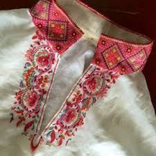 Bilderesultat for skjort beltestakk Hardanger Embroidery, Folk Embroidery, Embroidery Designs, Costumes Around The World, Folk Clothing, Folk Costume, My Heritage, Ethnic Fashion, Traditional Outfits