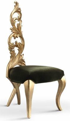 Stunning designer made chairs