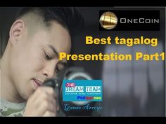ONECOIN PRESENTATION AND REVIEW - TAGALOG Series 1