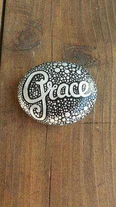 Diy painted rocks ideas with inspirational words and quotes (1)