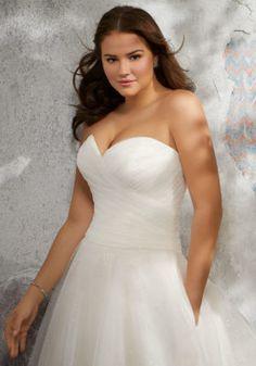 Lyla Wedding Dress   Style 3245   Morilee Plus Size Wedding Gowns, Wedding Dresses Photos, Princess Wedding Dresses, Bridal Wedding Dresses, Wedding Dress Styles, Dream Wedding Dresses, Designer Wedding Dresses, Wedding Pictures, Wedding Bells
