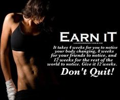 You earn your body, however it looks.  If you want to be slim & fit, you have to put in the work.  Good nutrition and solid exercise.  Will YOU be challenging yourself to earn the body you want?    http://www.teambeachbody.com/connect/beachbody-challenge?referringRepId=110405
