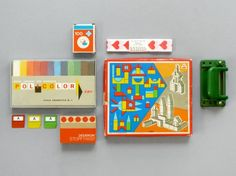 Colorful collections from Present and Correct