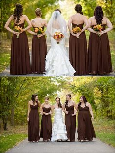 stunning wine themed fall wedding