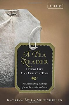 A Tea Reader Living Life One Cup at a Time -- Check out this great product. (This is an affiliate link)