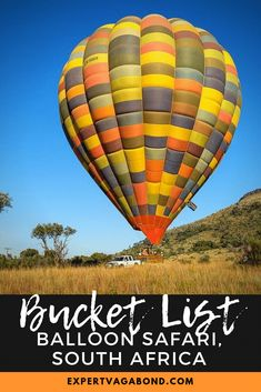 Balloon Safari: Rising With The Sun Over South Africa Amazing Destinations, Travel Destinations, South Africa Safari, Travel Inspiration, Travel Ideas, Travel Photos, Travel Tips, Travel Plan, Travel Pictures