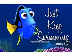 That positive Dory!