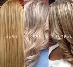 Know your blondes.