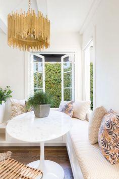 Une maison nord-américaine en couleurs douces - PLANETE DECO a homes world