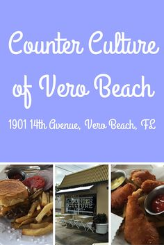 Counter Culture is a healthy choice for breakfast and lunch in downtown Vero Beach. I love how cozy it is and how delicious and fresh the food is they are serving.