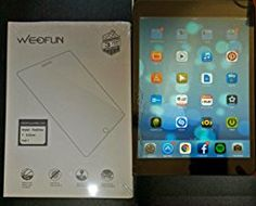 Vetro Temperato iPad Mini 1 2 3, WEOFUN