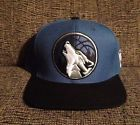 For Sale - Minnesota Timberwolves T Wolves - Mitchell & Ness NBA Patch Snapback ! NEW ! - See More At http://sprtz.us/WolvesEBay