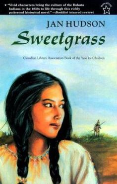 FICTION:Living on the western Canadian prairie in the nineteenth century, Sweetgrass, a fifteen-year-old Blackfoot Indian girl, saves her family from a smallpox epidemic and proves her maturity to her father.