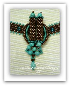 Unique handmade jewellery designs from artisan patrickduggandesigns. bead woven pieces made from crystals, gemstones, seed beads in colours that catch the eye and delight the viewers. Jewelry Clasps, Seed Bead Jewelry, Jewelry Findings, Beaded Jewelry, Beaded Bracelets, Seed Beads, Necklaces, Bead Earrings, Bracelets