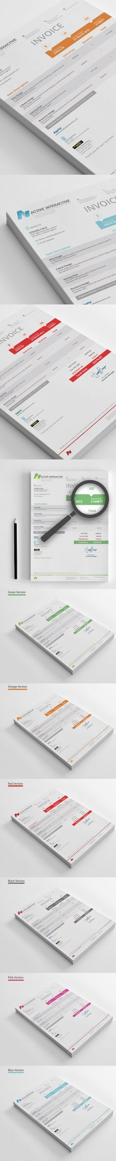 Ceative Invoices