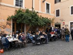 Trattoria Monti on City is Yours http://www.cityisyours.com/city-guide/local-experience-in-rome/